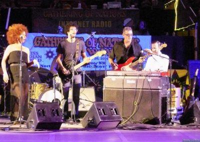 men playing instruments