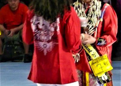 Miss Indian World runner up