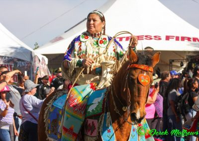 woman on horse