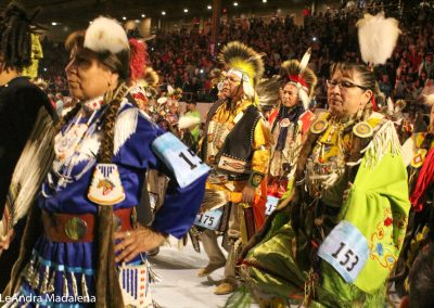 Women at Gathering of Nations