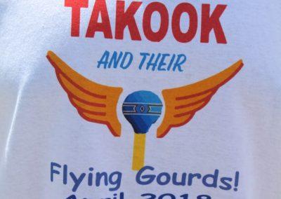 Ashaa Takook shirt
