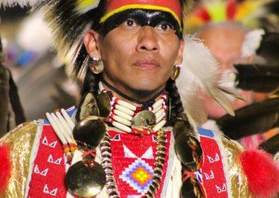 Man at Gathering of Nations