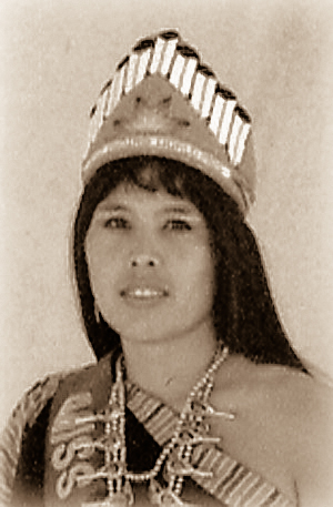 1985-1986 Shelly Valdez