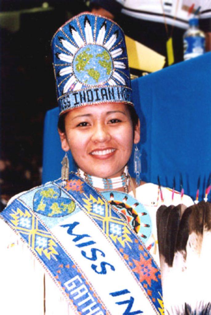1999-2000 Mitzi Tolino