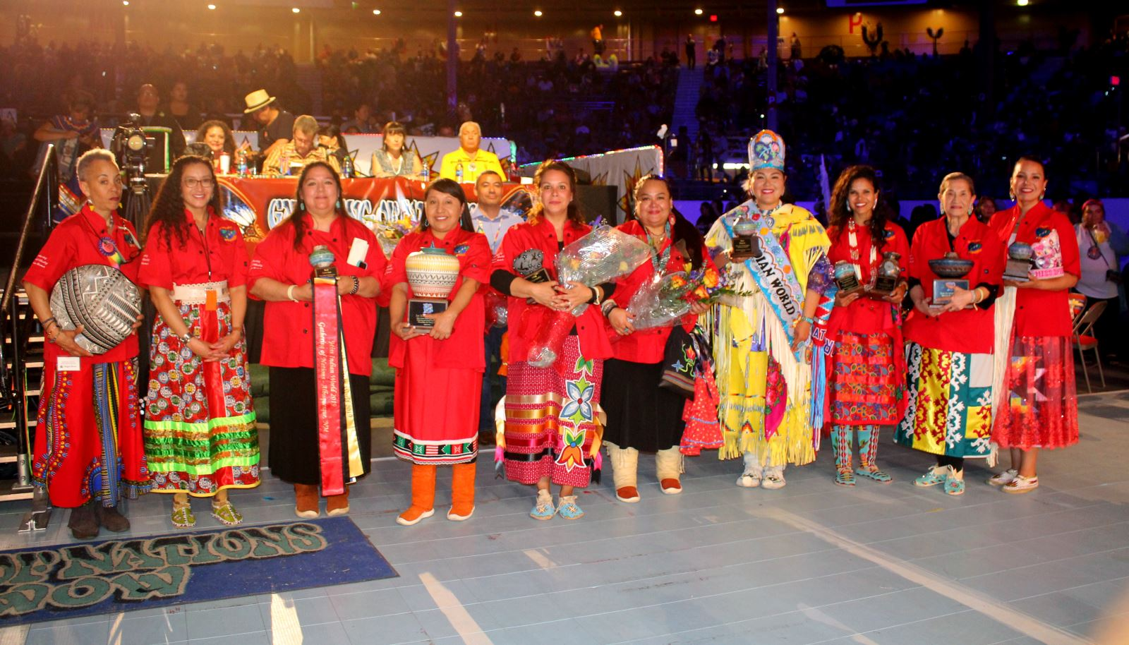 2019 Miss Indian World Committee