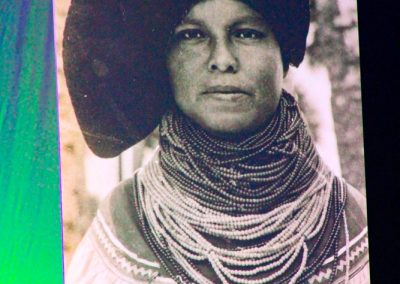photo of a woman
