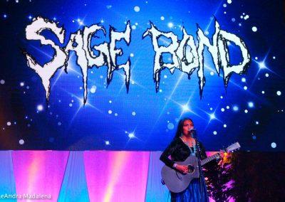 Sage Bond singing