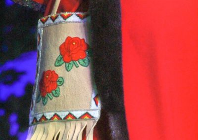 Miss Indian World contestant's bag