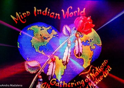 Miss Indian World Gathering of Nations