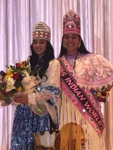 Cheyenne and New Miss FL Seminole