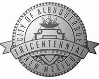 city of abq tricentennial seal