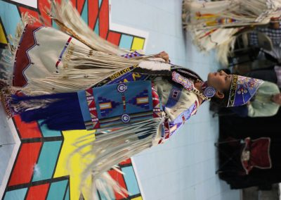 Miss Indian World dancing