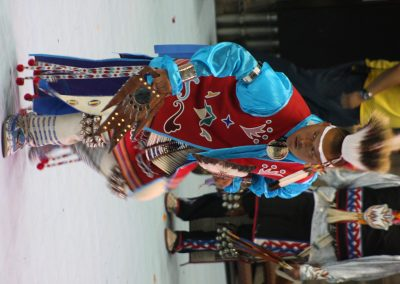 man dancing