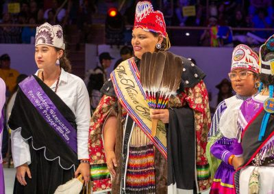 Women and Children at Gathering of Nations