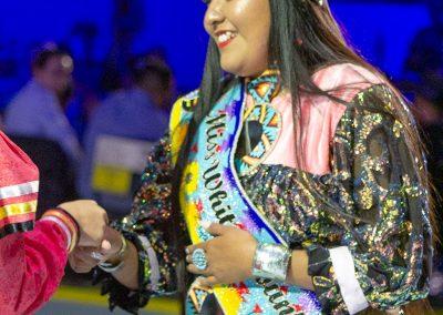 Miss White Mountain Apache