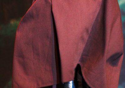 woman's dress details