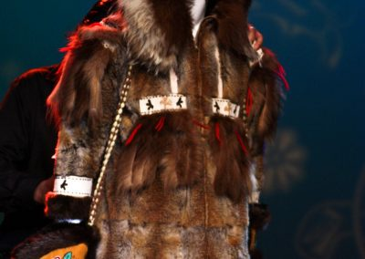 traditional fur clothing