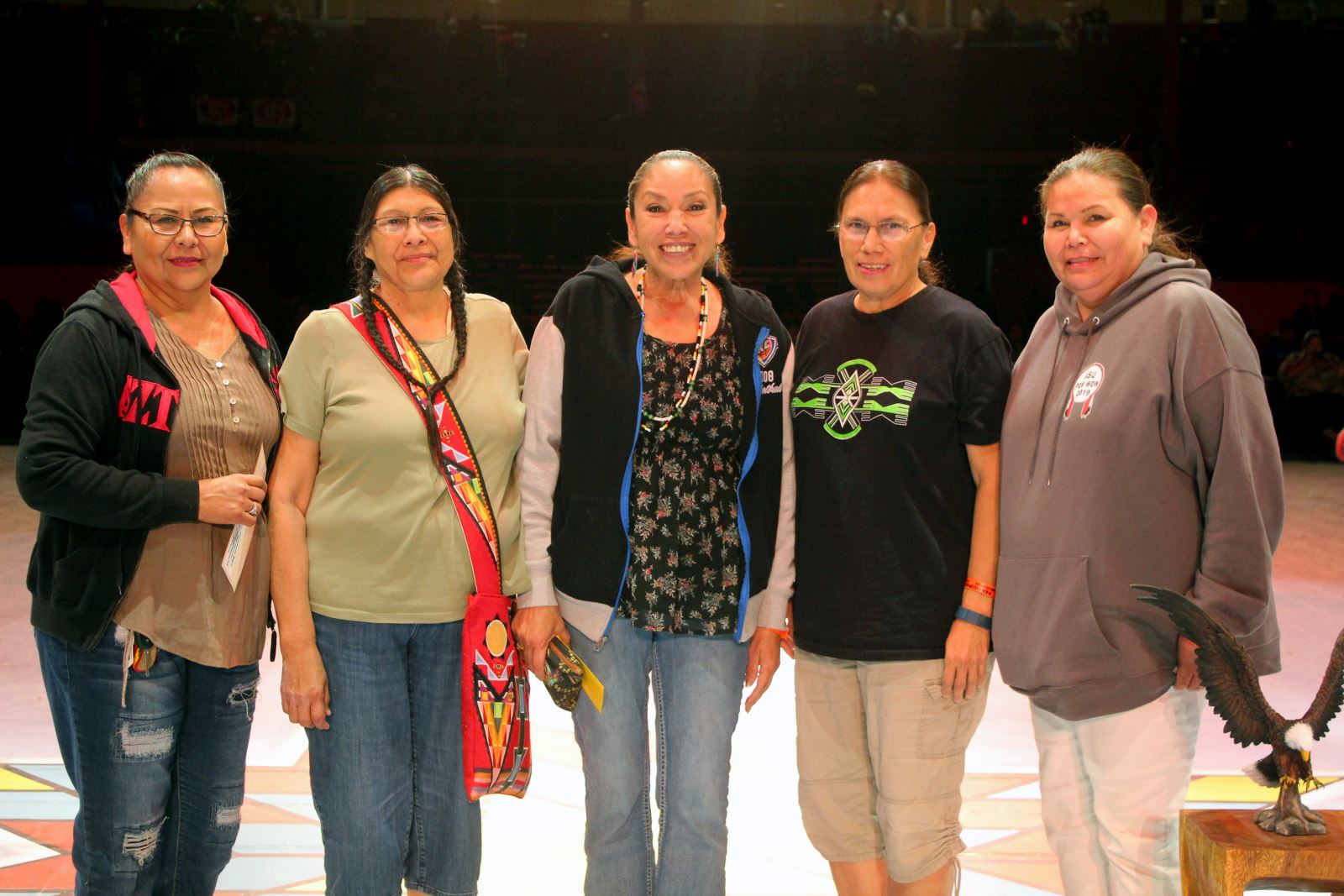 Golden Age Women Southern Traditional Winners