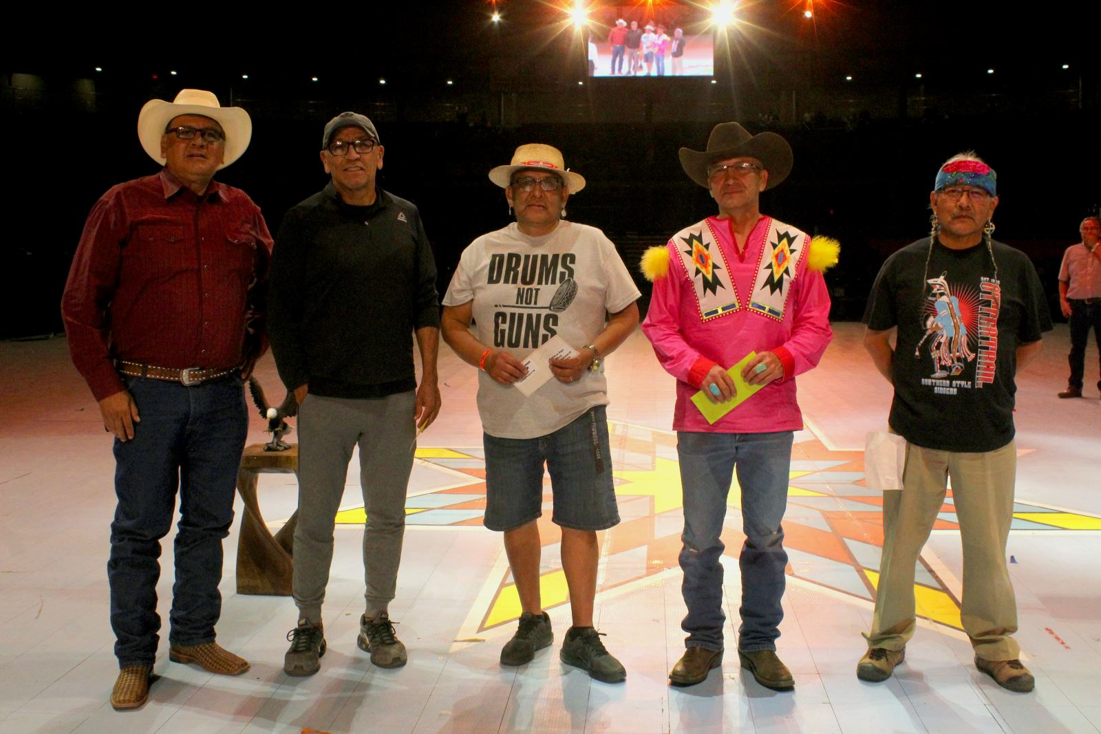 Golden Age Men Northern Traditional Winners