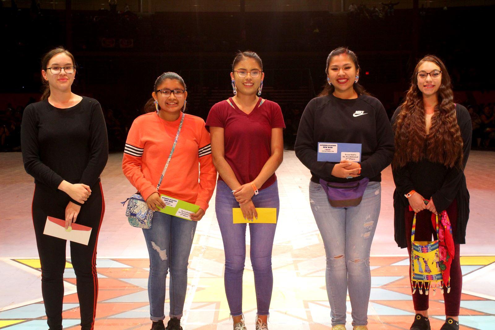 Teen Girls Southern Traditional Winners