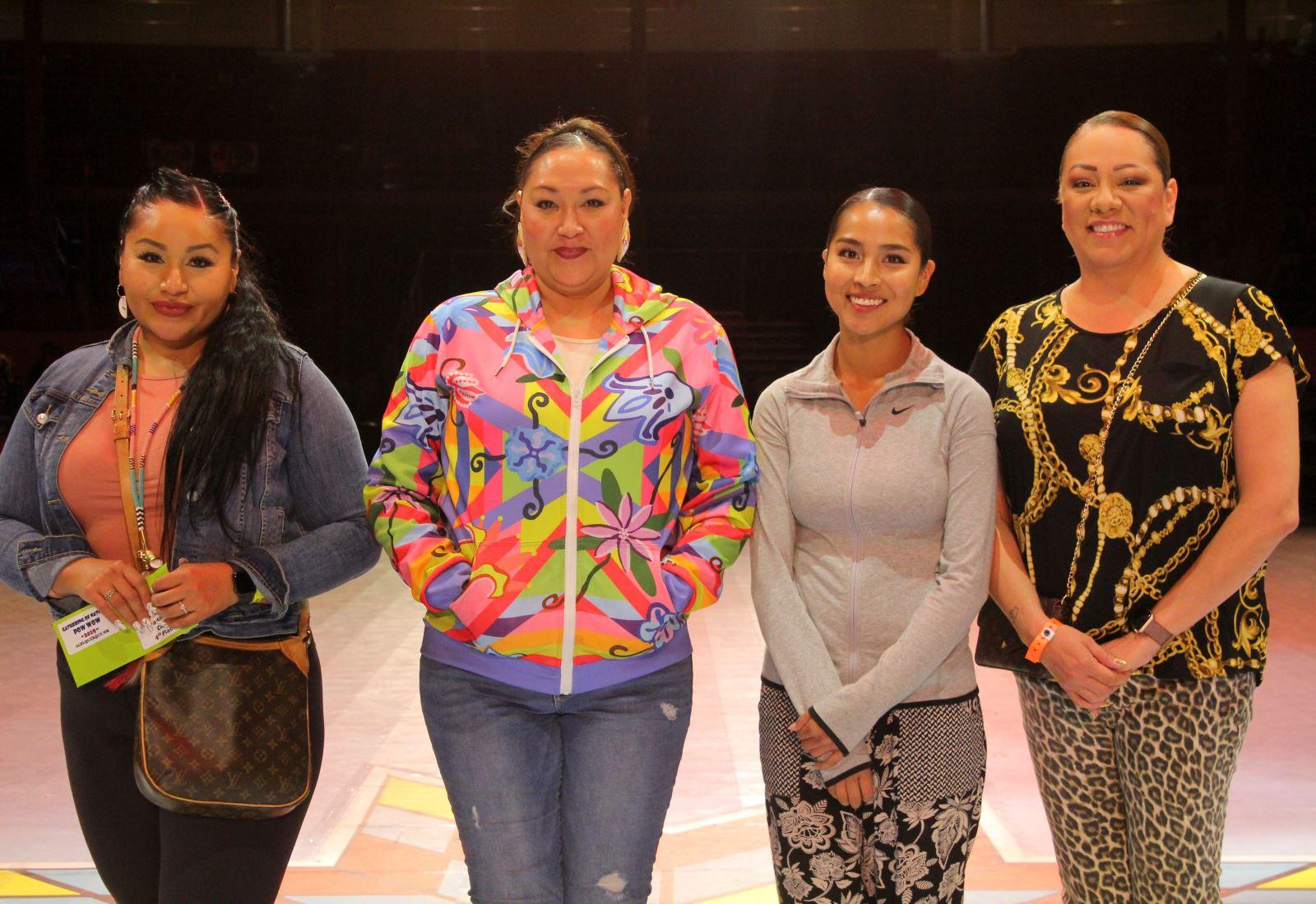 Women's Northern Cloth Winners