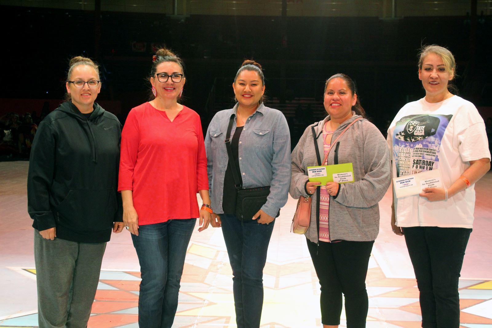 Women's Southern Cloth Winners