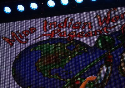 Miss Indian World pageant